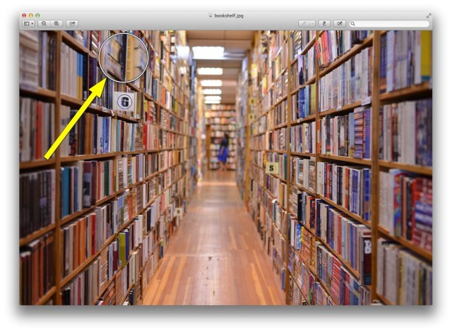 6faacf2613 Zoom In With The Magnify Tool In Preview  OS X Tips
