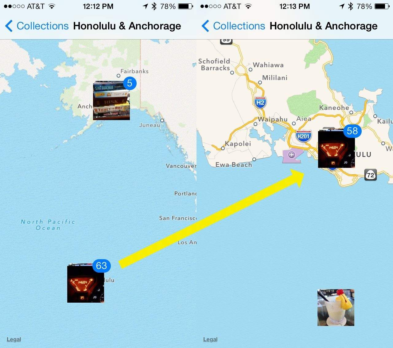 find iphone location how to see where you took your photos at on your iphone 4815