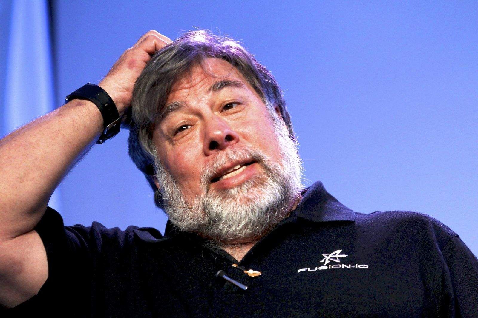 Gadget-loving Steve Wozniak sounds like he won't be queuing for the iWatch on its day of release.