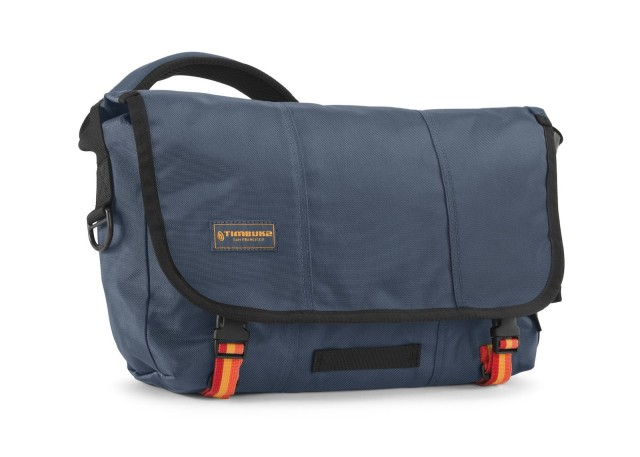 After 25 Years Timbuk2 Finally Updates Their Ancient Classic Messenger Bag