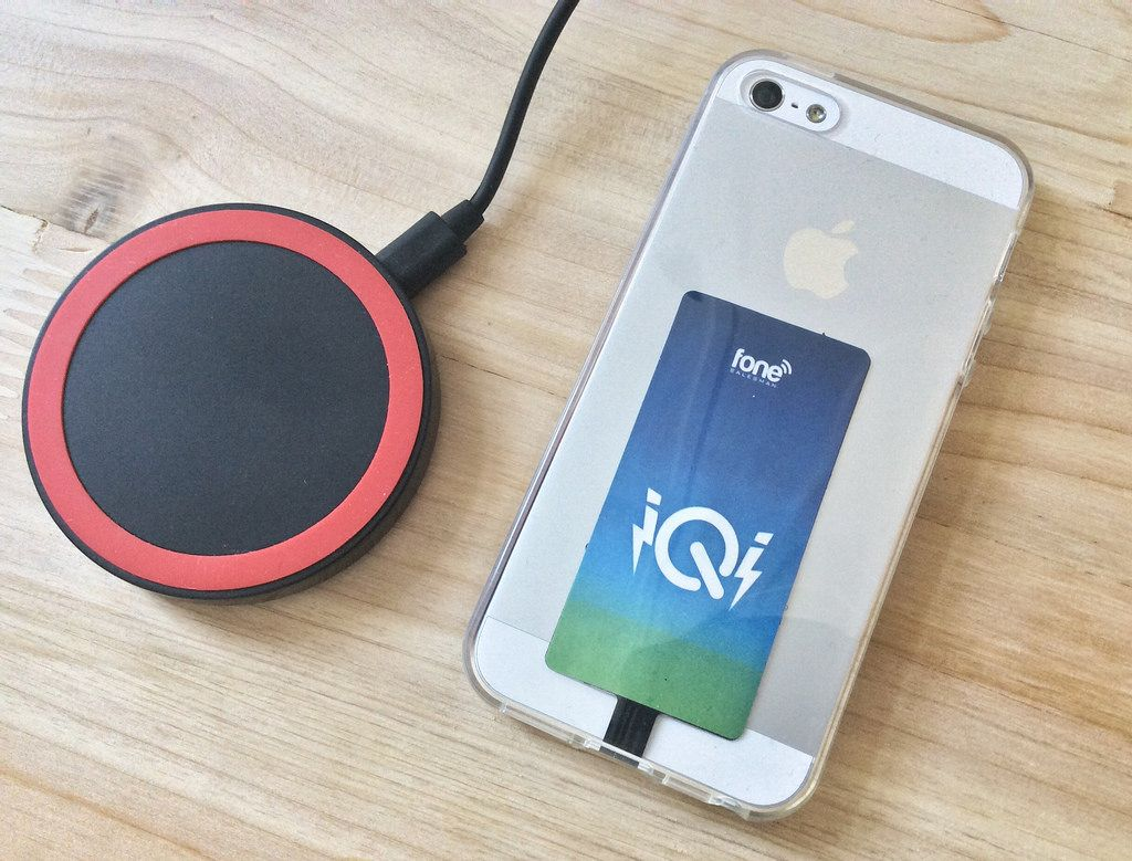 Iqi Adapter Proves Wireless Charging Isn T Ready For The
