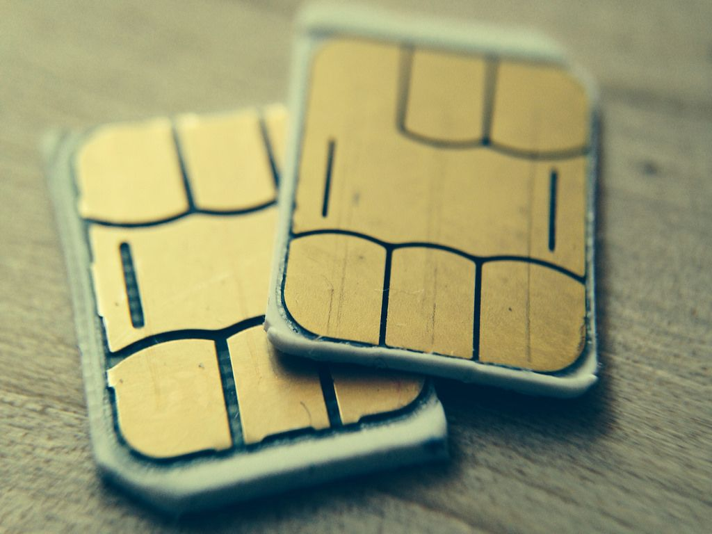 What Is Stored On A Iphone Sim Card