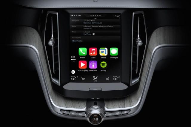 Volvo-CarPlay