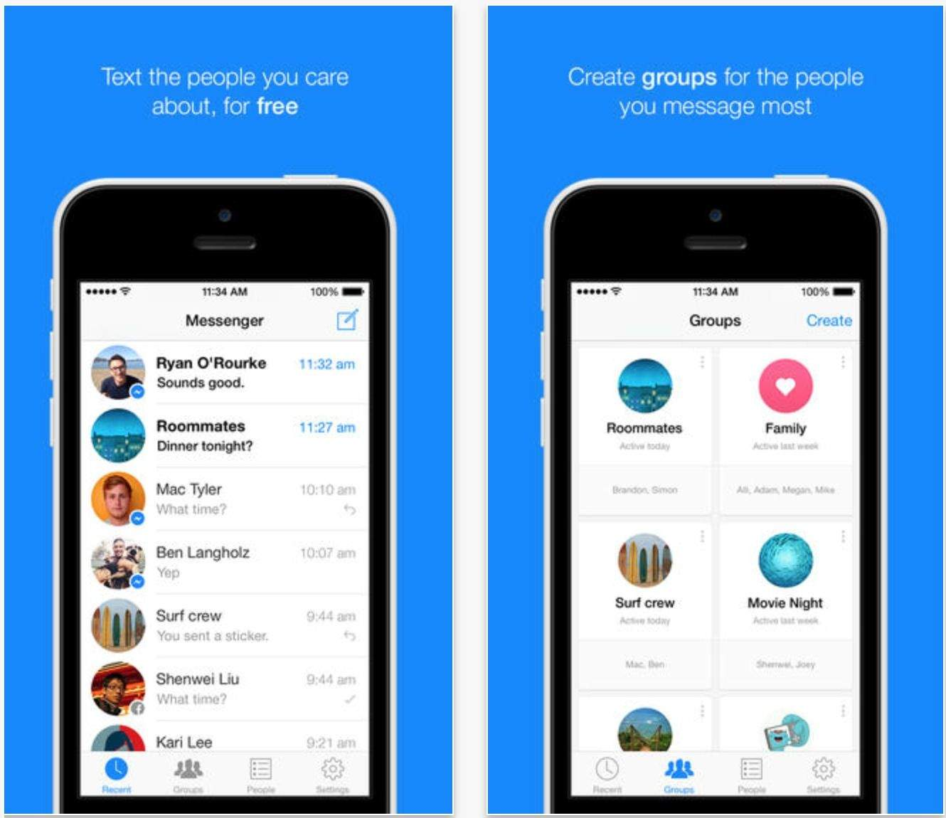 Facebook S Messenger App Adds Video Sharing Feature And