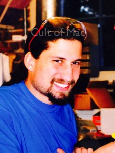 Abraham Farag during his time at Apple.