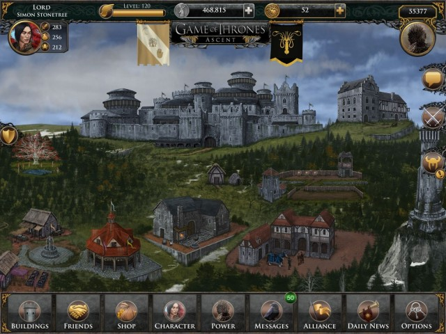 Winter Is Coming To Your Ipad With Game Of Thrones Ascent Cult