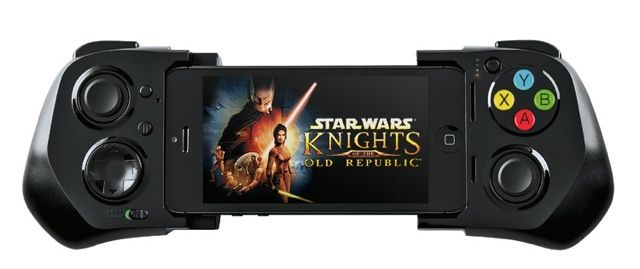 May the Force be with you. And maybe a Moga controller.