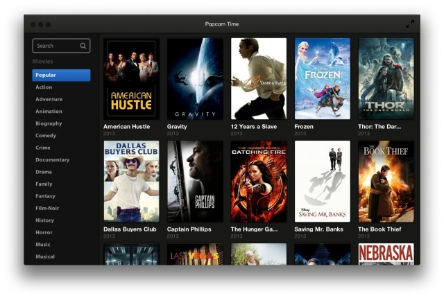 Popcorn Time, The Netflix For BitTorrent, Has Shut Down | Cult of Mac