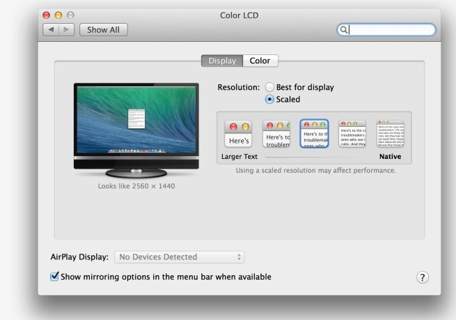 """Apple Paves The Way For """"Retina"""" 4K iMac 