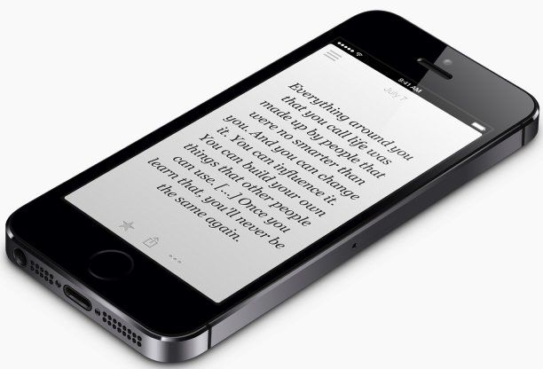 Quoth Steve is an app for providing daily Steve Jobs quotes.