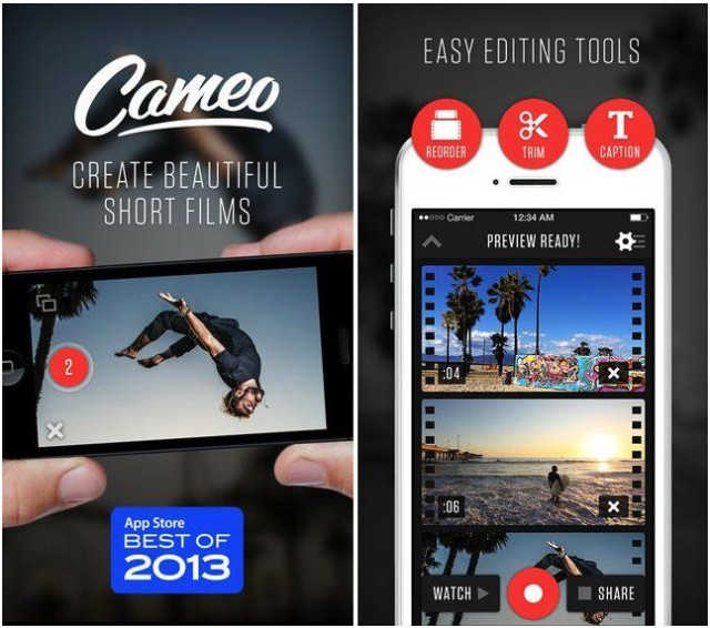 Vimeo Acquires Video Editing App Cameo | Cult of Mac