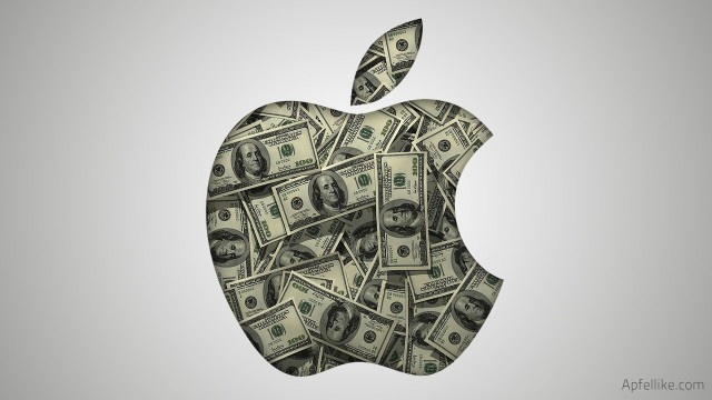 Apple is heading toward a $1 trillion market cap. Photo: Pierre Marcel/Flickr CC
