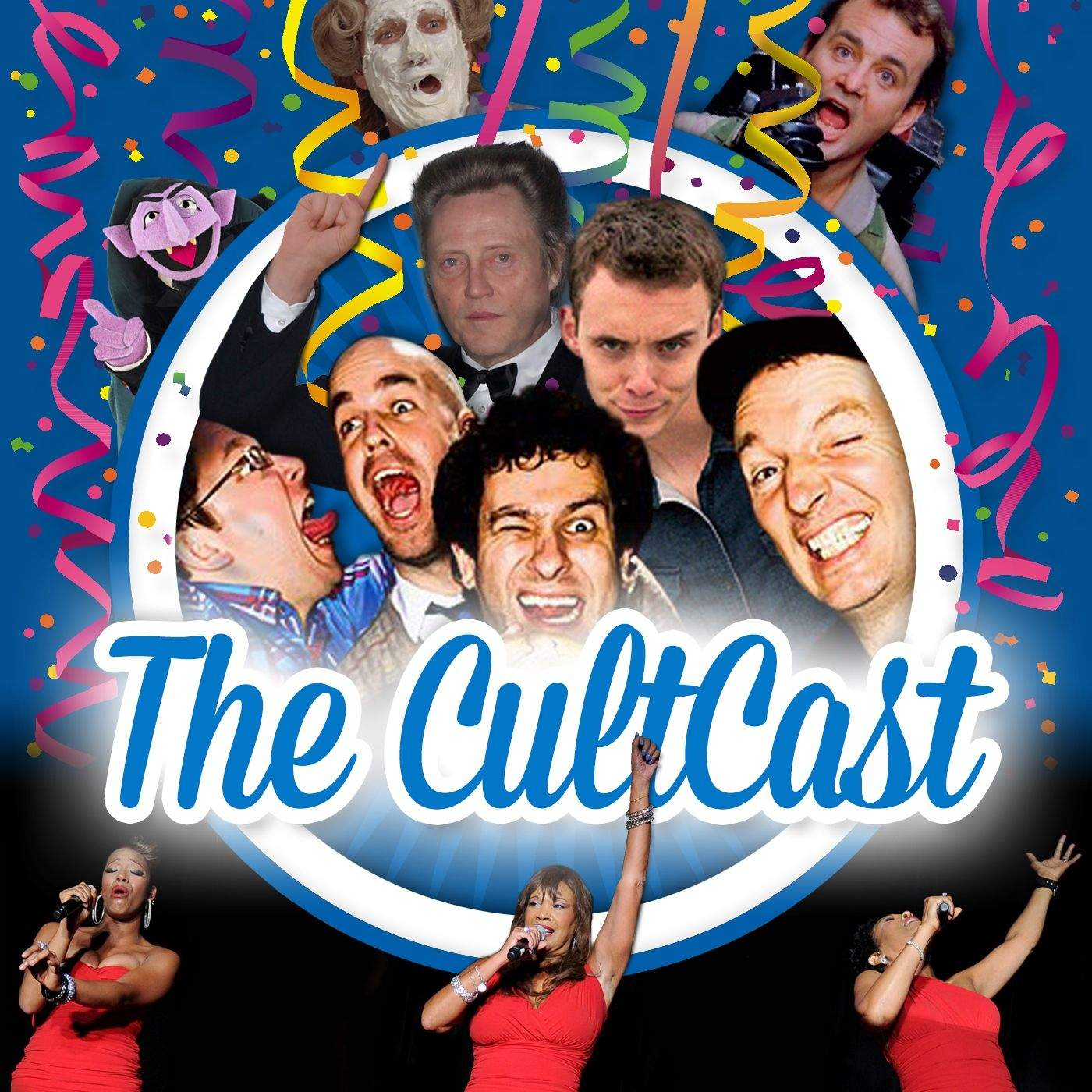 Come party with the CultCast.