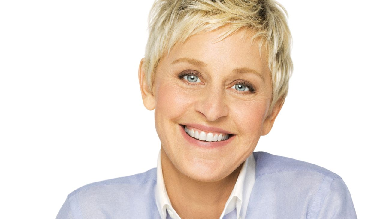 ellen degeneres write to