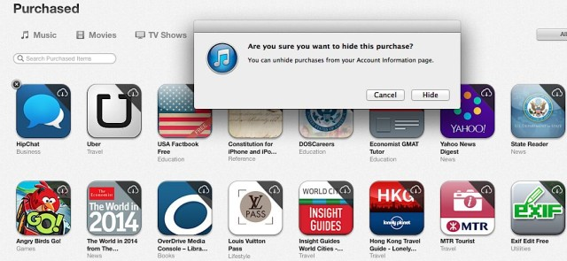 Exploring The Hidden Side Of iTunes Purchases and Downloads