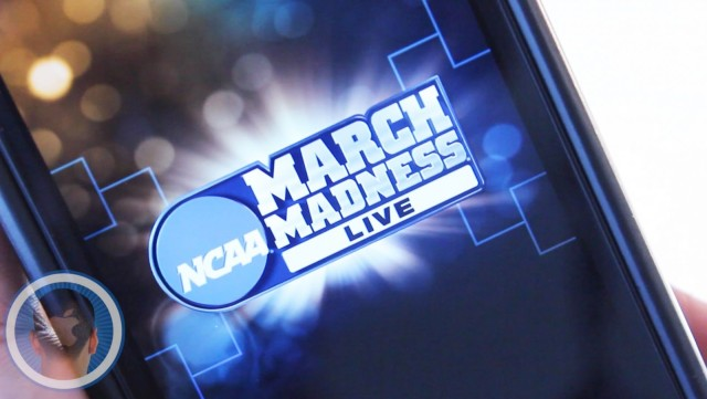 Apple TV is the home of March Madness.