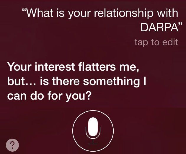 siri has a whole backstory you can unlock by asking the right