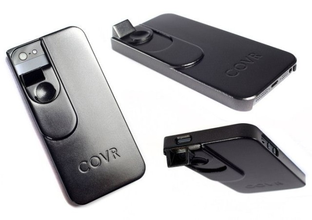 quality design 3c444 01d90 COVR Photo Case Lets You Shoot Around Corners | Cult of Mac