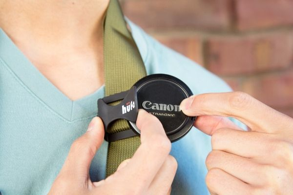 Never Lose A Lens Cap Again With This $10 Widget