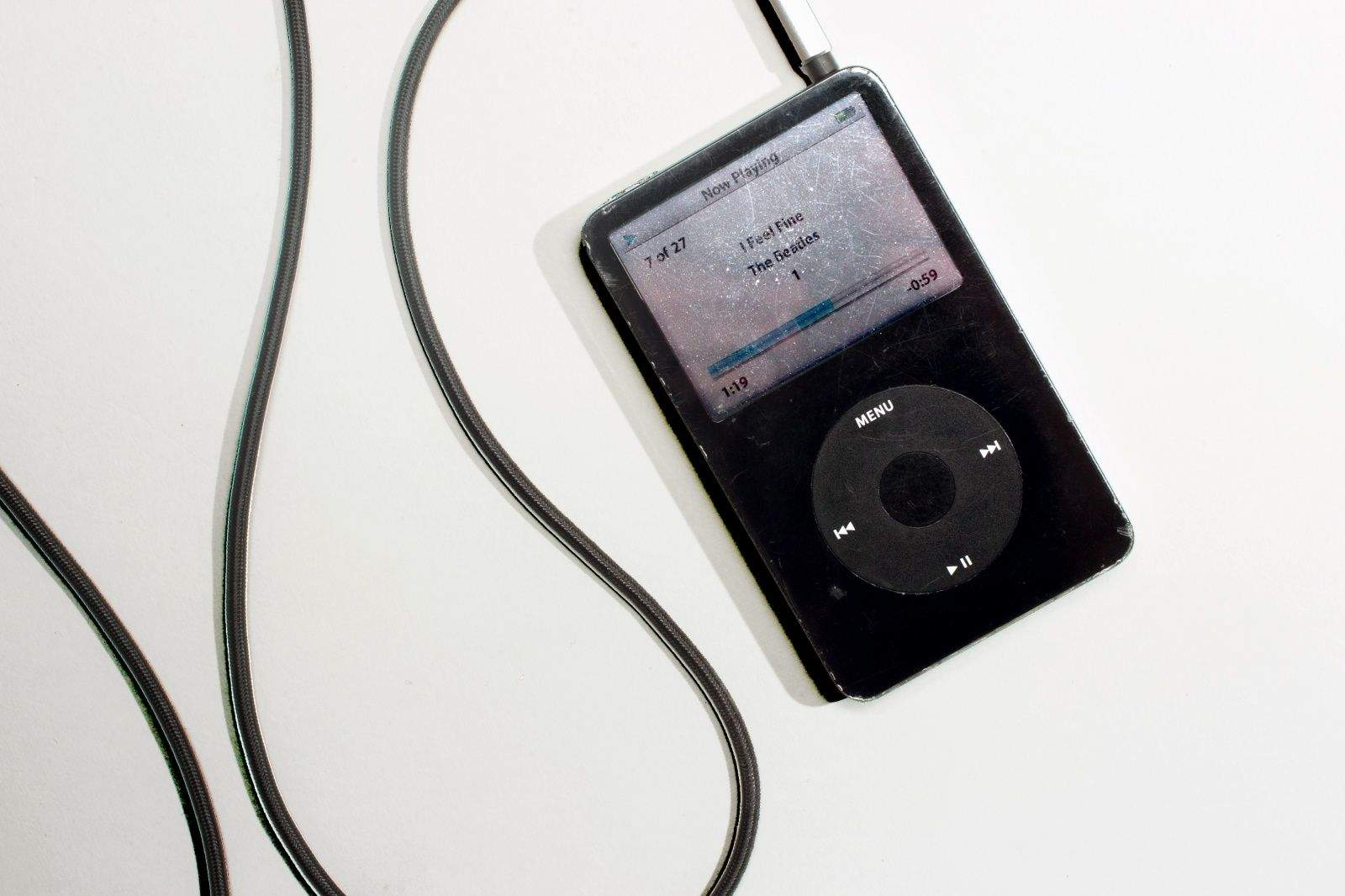 The first iPod went from pitch to shipped product in 7 months