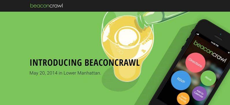 iBeacon barcrawl