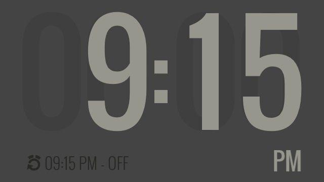 Alarm Clock Reboot