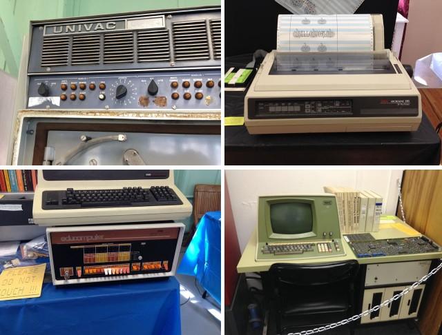 More Vintage Computers
