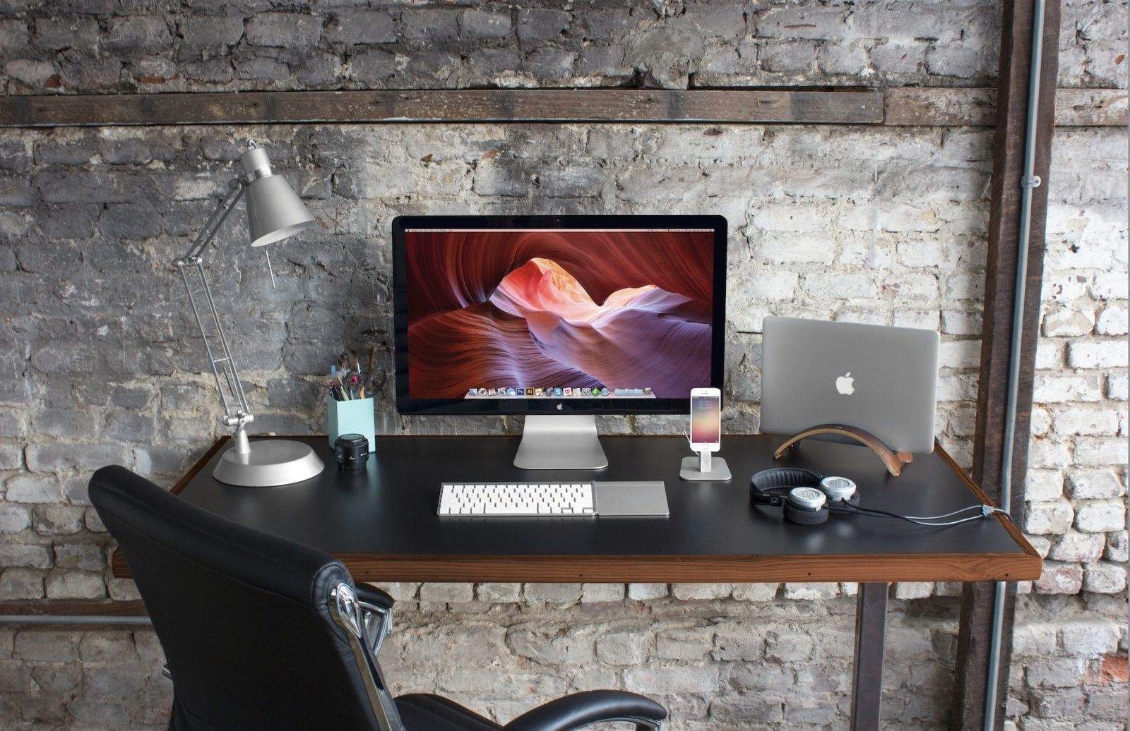 8a22f78d6d4 Twelve South's BookArc Möd Is A Gorgeous Mid-Century MacBook Stand ...