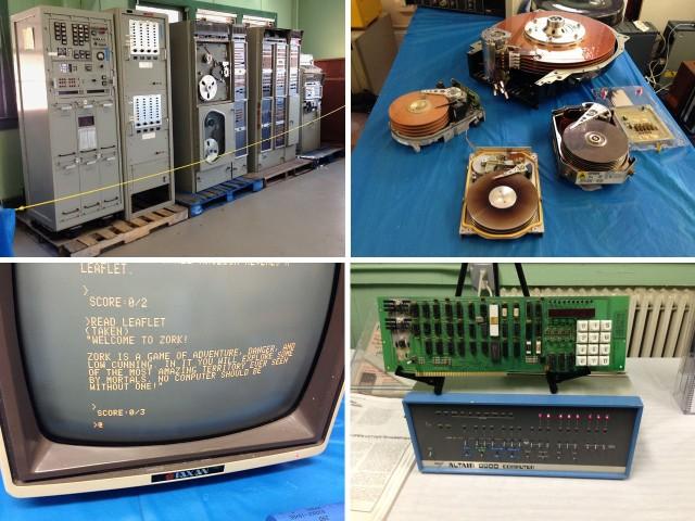 Vintage Computers at VCF