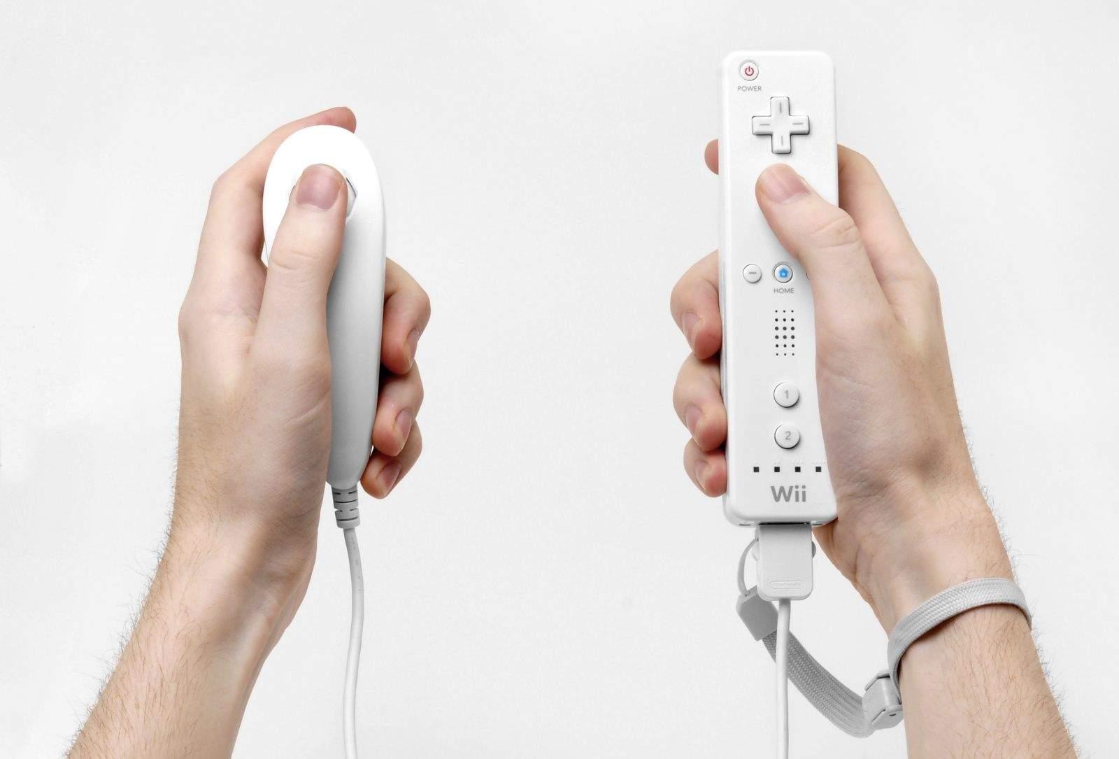 Wiimote-in-Hands