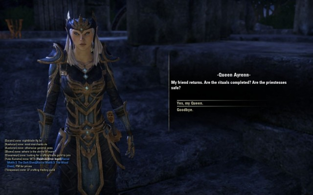 Exploring Elder Scrolls Online: Be A People Person | Cult of Mac