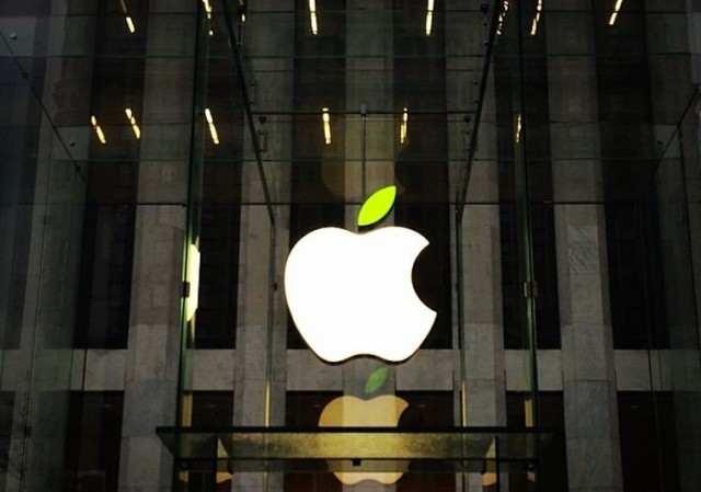 Apple's shelling out billions to go green.