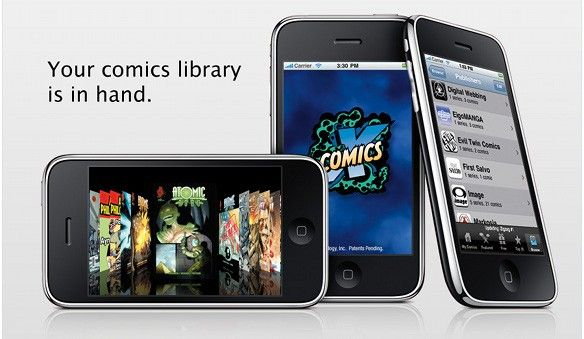 Like the iPod's 1,000 songs in your pocket, reading comics on your phone was a revolution.
