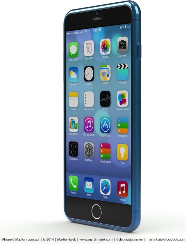 Could this iphone 6 be the most accurate mockup yet for Coque iphone 6 miroir