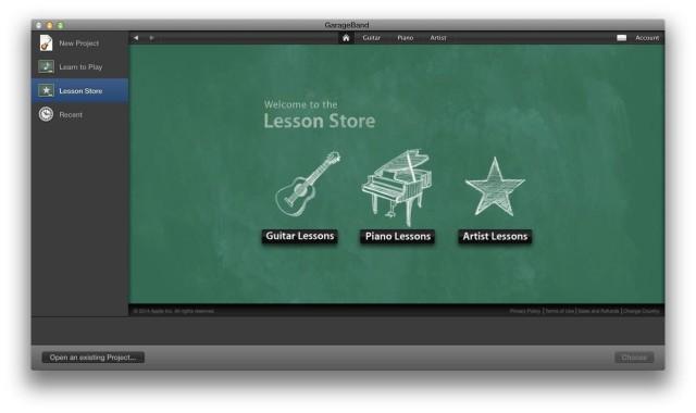 lesson store