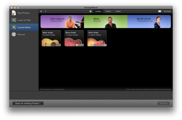 Learn To Play Like A Pro With GarageBand For Mac [OS X Tips