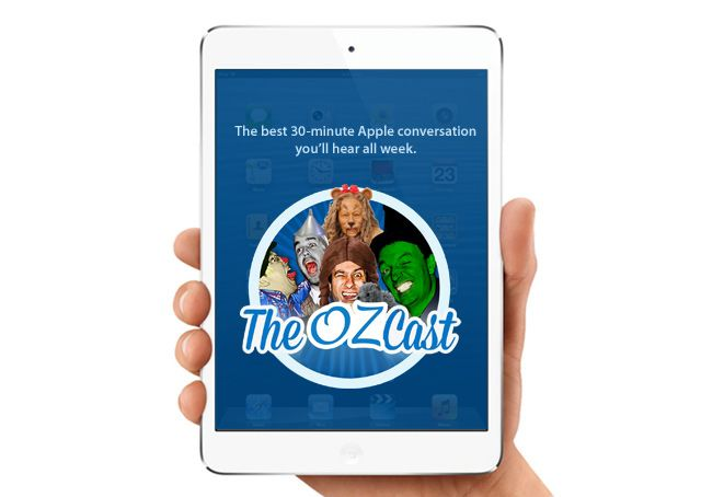 ozcast-iPad-Mini