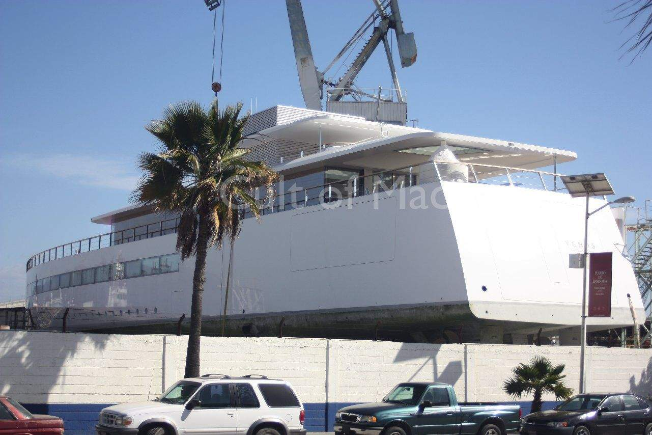 Steve Jobs Yacht Spotted In Mexico Exclusive Cult Of Mac