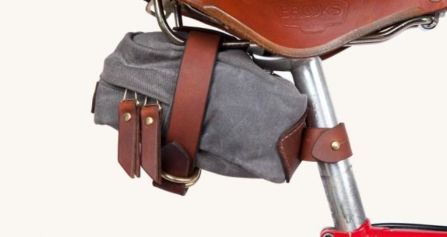 Tanner Goods Courier Saddle Bag