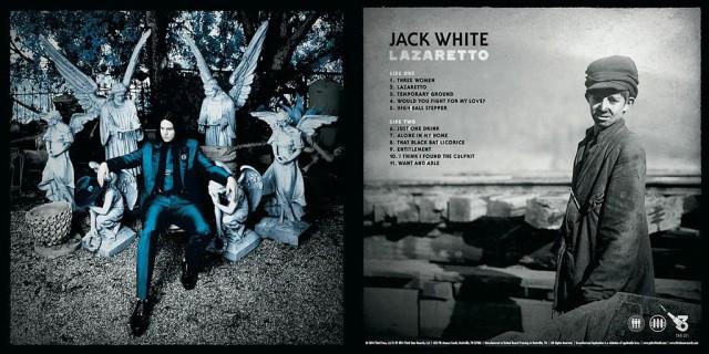 Jack White&#8217;s <em>Lazaretto</em> Ultra LP