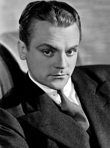 Iconic G-Man James Cagney. Cc-licensed, Wikipedia.