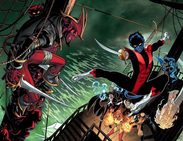 <em>Amazing X-Men</em>