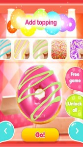 Ace Donut Maker Free