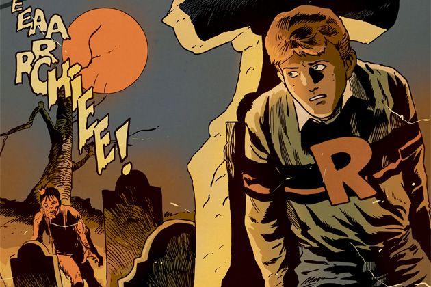 <em>Afterlife with Archie</em>