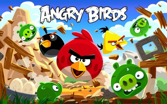 <em>Angry Birds</em> movie taking flight