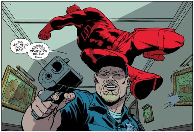<em>Daredevil</em>