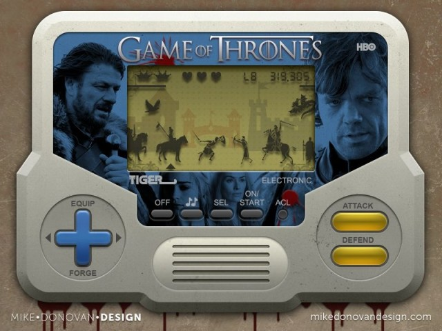 <em>Game of Thrones</em> handheld