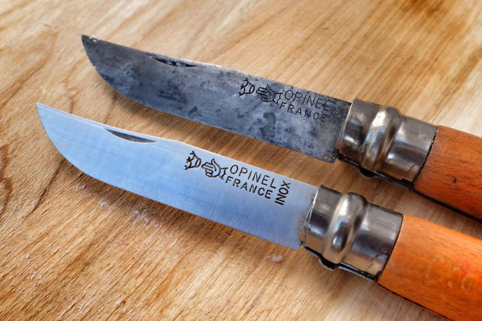 practical portable single minded beautiful opinel is the