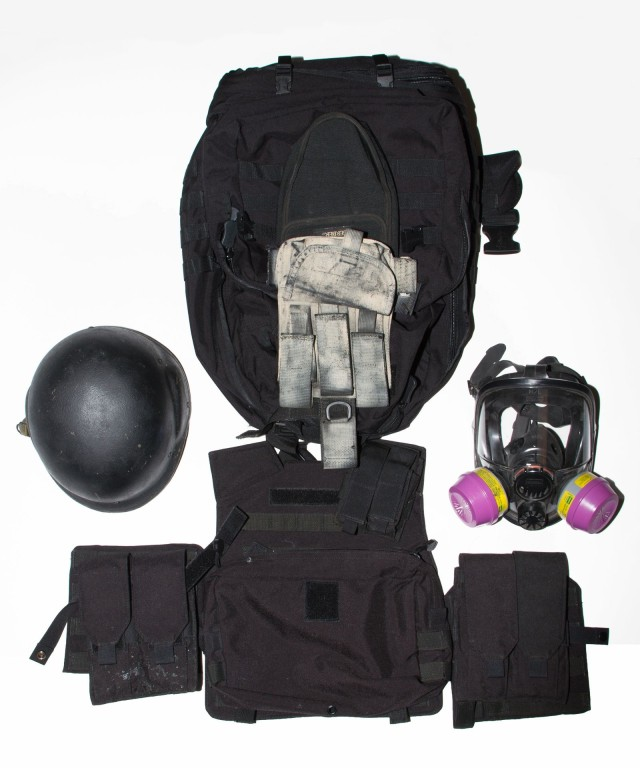<em>Jeff's Go Bag</em>