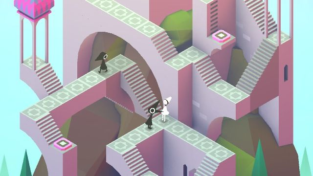 Games like Monument Valley have managed to be both popular hits and critical darlings.